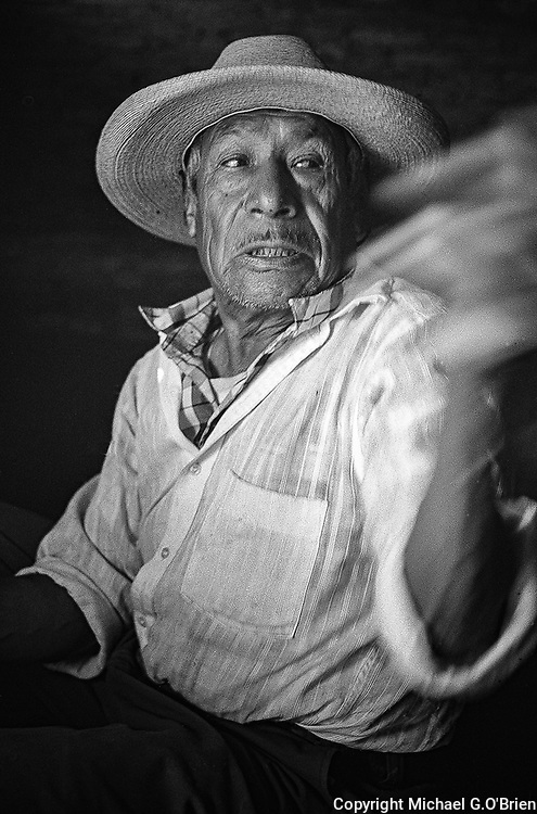 Maestro Esteban Valdez was a master ceramic artist that I met near San Miguel de Allende. He used the old indigenous methods to make his pieces. His life revolved around his wife, their family and his art.