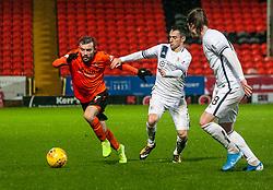 Dundee United 2 v 1 Alloa Athletic, Scottish Championship game played 7/12/2019 at Dundee United's stadium Tannadice Park.