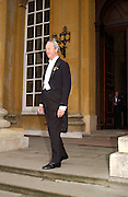 The Duke of Marlborough, Ball at Blenheim Palace in aid of the Red Cross, Woodstock, 26 June 2004. SUPPLIED FOR ONE-TIME USE ONLY-DO NOT ARCHIVE. © Copyright Photograph by Dafydd Jones 66 Stockwell Park Rd. London SW9 0DA Tel 020 7733 0108 www.dafjones.com