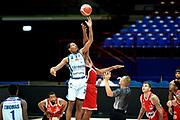 Kennedy?Sha?markus<br /> A X Armani Exchange Milano - Acqua S.Bernardo Cantù<br /> Basket Serie A LBA 2020/20<br /> Milano 27/08/2020<br /> Foto Ivan Mancini / Ciamillo-Castoria