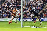 Hull City v Swansea City 050414
