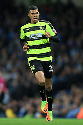1st March 2017 - FA Cup - 5th Round (Replay) - Manchester City v Huddersfield Town - Collin Quaner of Huddersfield - Photo: Simon Stacpoole / Offside.
