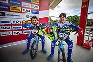 2021 UCI BMXSX World Cup<br /> Round 3 and 4 at Bogota (Colombia)<br /> ^me#233 THOUIN, Theo (FRA, ME) DN1 Saint-Brieuc<br /> ^mu#638 DESPRES, Telo (FRA, MU) DN1 Saint-Brieuc