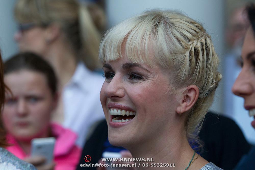 NLD/Amstelveen/20140610 - TROS Muziekfeest op het Plein 2014 Amstelveen, Josje Huisman