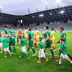 20141015: SLO, Football - Prva liga Telekom Slovenije 2014/15, NK Olimpija vs NK Radomlje