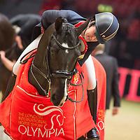 Reem Acra FEI World Cup Dressage Grand Prix - London International Horse Show, Olympia 2015