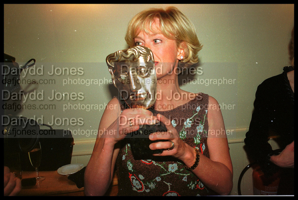JANE PROCTER, Tatler Bafta party hosted by Jane Procter and Charles Finch. Lola's. Upper St. London. April 1999.