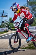 2021 UCI BMXSX World Cup<br /> Round 2 at Verona (Italy)<br /> ^we#85 HATAKEYAMA, Sae (JPN, WE) Team_JPN, UCI Centre, Redbull