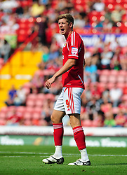 Bristol City's Jon Stead - Photo mandatory by-line: Joseph Meredith / JMPUK - 30/07/2011 - SPORT - FOOTBALL - Championship - Bristol City v West Bromwich Albion - Ashton Gate Stadium, Bristol, England