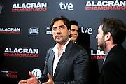 "Spanish actor Javier Bardem attends the ""Alacran Enamorado"" Premiere in Madrid at the Callao Cinema"