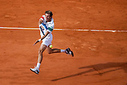 Roland Garros 2011. Paris, France. May 22nd 2011..French player Julien BENNETEAU against Rui MACHADO