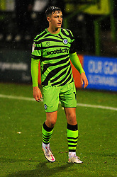 Jake Young of Forest Green Rovers- Mandatory by-line: Nizaam Jones/JMP - 14/11/2020 - FOOTBALL - innocent New Lawn Stadium - Nailsworth, England - Forest Green Rovers v Mansfield Town - Sky Bet League Two