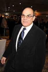 DAVID SUCHET at the 2009 South Bank Show Awards held at The Dorchester, Park Lane, London on 20th January 2009.
