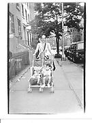 Man in Carroll Grds Brooklyn 1992© Copyright Photograph by Dafydd Jones 66 Stockwell Park Rd. London SW9 0DA Tel 020 7733 0108 www.dafjones.com
