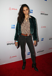 LOS ANGELES, CA - NOVEMBER 19: Celebrities attend the 3rd Annual Airbnb Open Spotlight at Various Locations on November 19, 2016 in Los Angeles, California. 20 Nov 2016 Pictured: Courtney Eaton. Photo credit: @parisamichelle / MEGA TheMegaAgency.com +1 888 505 6342