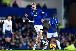 Tom Davies of Everton - Mandatory by-line: Robbie Stephenson/JMP - 23/12/2018 - FOOTBALL - Goodison Park - Liverpool, England - Everton v Tottenham Hotspur - Premier League