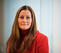 DEU, Deutschland, Germany, Berlin, 29.10.2018: Portrait von Janine Wissler, stellvertretende Parteivorsitzende von DIE LINKE.