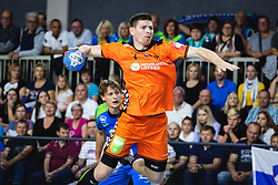 25-10-2019 SLO: Slovenia - Netherlands, Ormoz<br /> Toon Leenders of Nederland during friendly handball match between Slovenia and Nederland, on October 25, 2019 in Sportna dvorana Hardek, Ormoz, Slovenia.