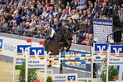 Morsink Gerben, NED, Navaronne Z<br /> Grand Prix Jumping<br /> Neumünster - VR Classics 2019<br /> © Hippo Foto - Stefan Lafrentz
