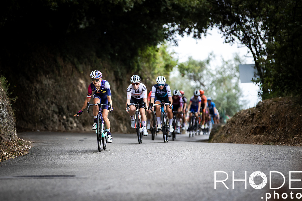 Katarzyna Niewiadoma (POL/Canyon-SRAM) <br /> <br /> 7th La Course by Le Tour de France 2020<br /> 1 day race from Nice to Nice 96km<br /> ©kramon