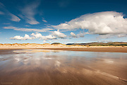The huge Morfa Dyffryn beach near Barmouth - vast expanse of sand and dunes from Barmouth to Shell Island ner Harlech. One of the best naturist beaches in the the UK let alone Wales.