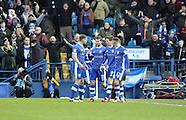 Sheffield Wednesday v Huddersfield Town 140117