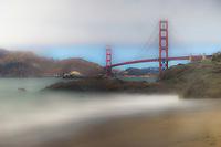 Golden Gate Blur