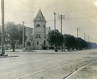 1905 Methodist Episcopal Church South at Hollywood Blvd. & Vine St.