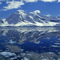 Antarctic Peninsual icescape