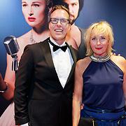 NLD/Amsterdam/20181022 - Inloop premiere Evita, .... en Inge Iepenburg