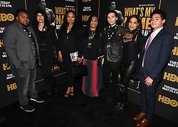May 8, 2019 - Los Angeles, California, USA - 08, May 2019 - Pasadena, California. Ali Family attends 'What's My Name | Muhammad Ali' HBO Documentary Premiere at Regal Cinemas LA LIVE 14 in Los Angeles, California. (Credit Image: © Billy Bennight/ZUMA Wire)