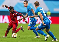 Zenit Saint Petersburg v FC Girondins de Bordeaux - 25 Oct 2018