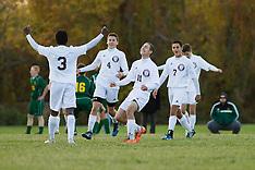 Glassboro High School Soccer vs Audubon - 8 November 2013