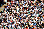 Picture by Andrew Tobin/Focus Images Ltd +44 7710 761829.26/05/2013.General crowd shots during the match between England and the Barbarians at Twickenham Stadium, Twickenham.