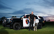 Plano, Texas Police Department on Tuesday, April 17, 2018. (Photo by Kevin Bartram)