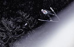 18.01.2019, Wielka Krokiew, Zakopane, POL, FIS Weltcup Skisprung, Zakopane, Qualifikation, im Bild Marius Lindvik (NOR) // Marius Lindvik of Norway during his Qualification Jump of FIS Ski Jumping World Cup at the Wielka Krokiew in Zakopane, Poland on 2019/01/18. EXPA Pictures © 2019, PhotoCredit: EXPA/ JFK