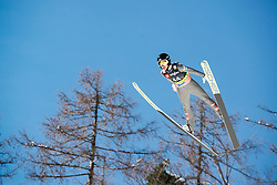 Clemens Aigner (AUT) during the Qulification Round of the Ski Flying Hill Individual Competition at Day 1 of FIS Ski Jumping World Cup Final 2019, on March 21, 2019 in Planica, Slovenia. Photo by Peter Podobnik / Sportida