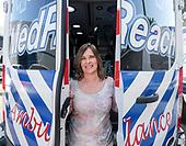 Kathy McNab, president of MedReach Ambulance Services.