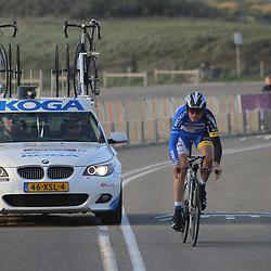 Olympia's Tour 2013 proloog Katwijk Bart van Haaren