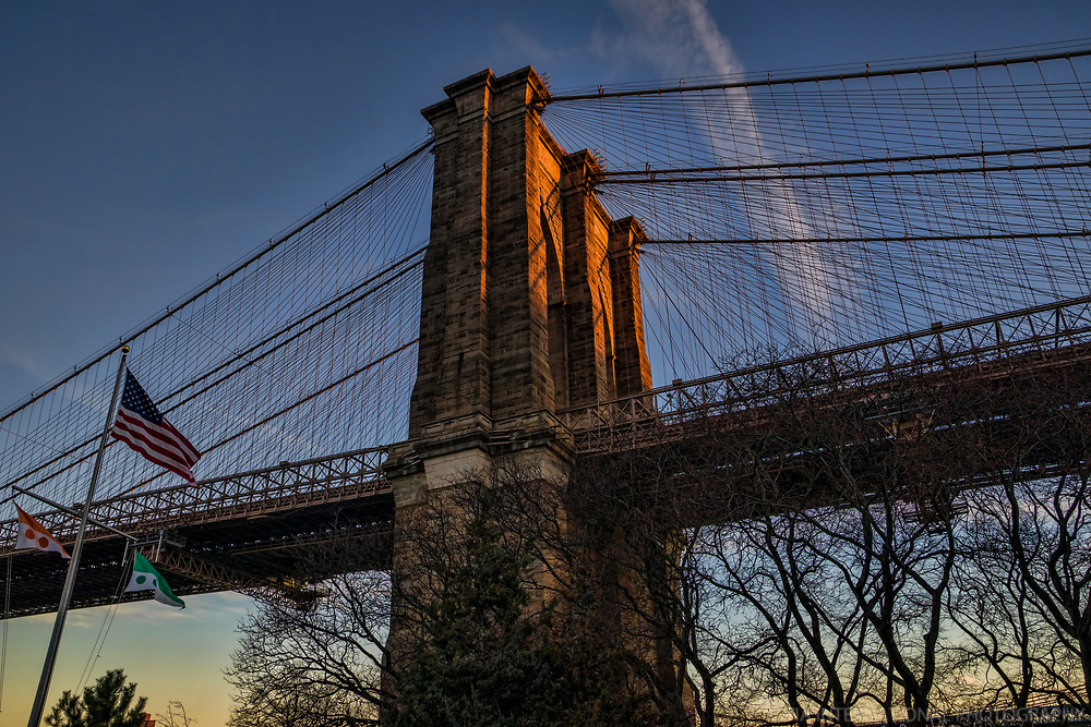 Brooklyn Bridge @ Brooklyn Bridge Park