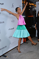 September 5, 2019, New York, NY, USA: September 5, 2019  New York City..Yara Shahidi attending The Daily Front Row Fashion Media Awards arrivals on September 5, 2019 in New York City. (Credit Image: © Kristin Callahan/Ace Pictures via ZUMA Press)
