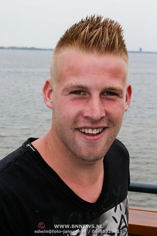 NLD/Naarden/20130502- Presentatie RTL Jokertje vrijgellenfeest, Joey Spaan- Matsoe Matsoe