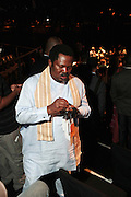 September 6, 2012- New York, New York:  Prince Nduka Obaigbena, Editor-in-Chief, ARISE Magazine at The ARISE Magazine Icons Fashion Showcase for The 2012 Spring Mercedes-Benz Fashion Week featuring the designs of Ozwald Boateng, Tiffany Amber, Tsemaye Binitie, Maki Oh and Gavin Rajah held at Lincoln Center on September 6, 2012 in New York City. ARISE is Africa's first and foremost international style magazine. Highlighting African achievement in fashion, music, culture and politics, it provides a positive portrayal of the continent and its contribution to contemporary society across the world.  (Terrence Jennings)