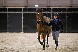 Laiz Zandio Antonio, ESP, Gejlholms Menotti<br /> The Dutch Masters 2020<br /> © Hippo Foto - Sharon Vandeput<br /> 12/03/20