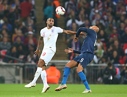 November 15, 2018 - London, United Kingdom - England's Callum Wilson in Action.during the friendly soccer match between England and USA at the Wembley Stadium in London, England, on 15 November 2018. (Credit Image: © Action Foto Sport/NurPhoto via ZUMA Press)