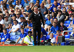 Birmingham City manager Harry Redknapp - Mandatory by-line: Paul Roberts/JMP - 26/08/2017 - FOOTBALL - St Andrew's Stadium - Birmingham, England - Birmingham City v Reading - Sky Bet Championship