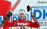Kombinert<br /> 15.01.2011<br /> Seefeld Østerrike<br /> Foto: Gepa/Digitalsport<br /> NORWAY ONLY<br /> <br /> FIS Weltcup. Bild zeigt Magnus Moan (NOR).