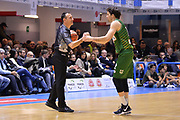 Carmelo Lo Guzzo , Filloy Ariel <br /> Happycasa Brindisi - Sidigas Avellino<br /> Legabasket serieA  2018-2019<br /> Brindisi ,05/01/2019<br /> Foto Ciamillo-Castoria / Michele Longo
