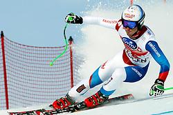 19.01.2013, Lauberhornabfahrt, Wengen, SUI, FIS Weltcup Ski Alpin, Abfahrt, Herren, im Bild Carlo Janka (SUI) // in action during mens downhillrace of FIS Ski Alpine World Cup at the Lauberhorn downhill course, Wengen, Switzerland on 2013/01/19. EXPA Pictures © 2013, PhotoCredit: EXPA/ Freshfocus/ Gerard Berthoud..***** ATTENTION - for AUT, SLO, CRO, SRB, BIH only *****