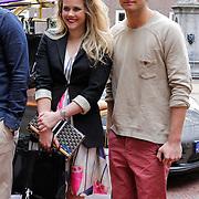 NLD/Amsterdam/20120329 - Lancering 1e Giftsuite, Maria Kooistra en Jim Bakkum